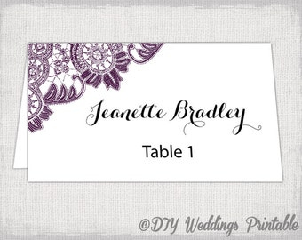 place card template avery