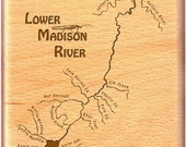 River Map Fly Box-LOWER M...