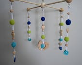 Mobile hanging Wood unise...