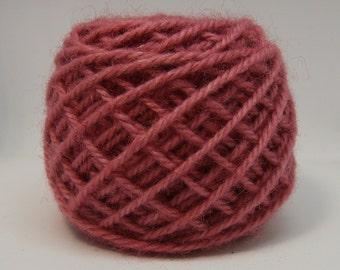 NEW! Sacura #074 Wool Rug Yarn 100% Wool Ready To Use 3 Ply Thick 1/8 lb