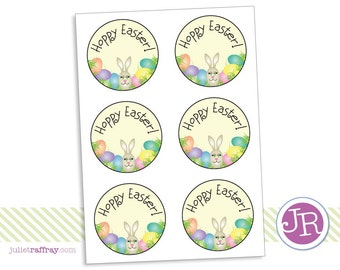Easter Themed Party Circles