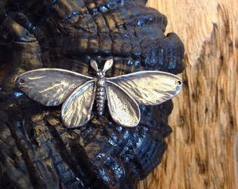 Green Girl Studios Large Moth Link