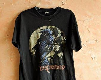 Disturbed concert tee - Disturbed Asylum shirt - black concert tee Down with a Sickness