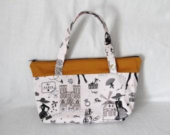 Bag Paris - woman accessory - handbag - gift idea