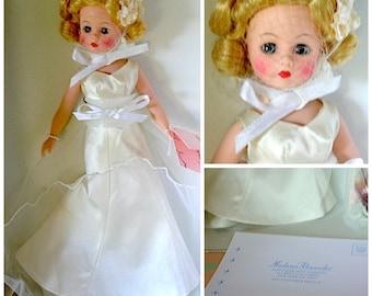 Vintage Cissette Lasting Memories Bride Doll