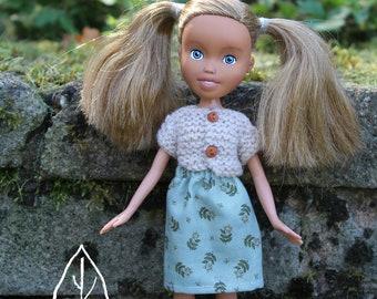 Repainted doll 129 by EvergreenDollsCo - OOAK made under rescued doll