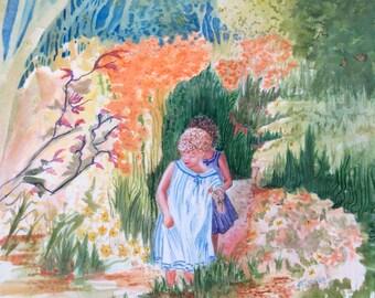 Enchanted Garden:  Goddess Series