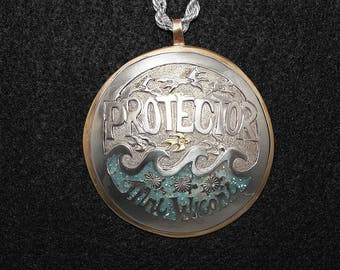Standing Rock Water Protector medallion