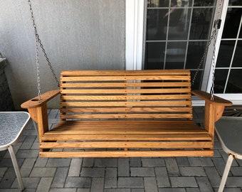 2 person porch swing