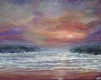 Digital Art Print | Signed | Matte Card | Irish Painting