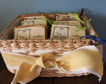 Best Sellers Goat Milk Soap Gift Basket