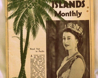 Pacific Islands Monthly Magazine, Australia, November 1953, Vol. XXIV NO. 4