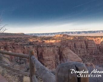 Desert Canyon Lookout