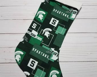Spartans Christmas Stocking