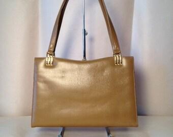 Vintage Coblentz Original Butterscotch Leather Handbag