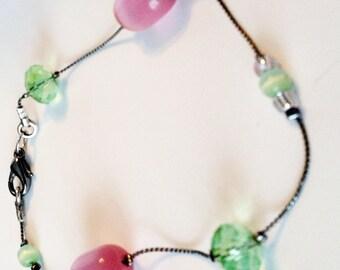 Glimpse Of Spring Bracelet