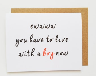 Wedding   Shower   Engaged Card