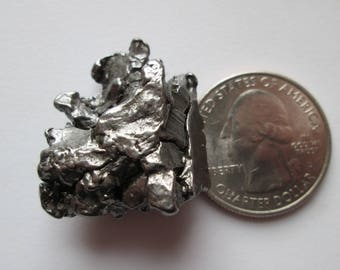24.17 Gram Campo Del Cielo Argentina Meteorite, Iron from Outer Space # TM 3025