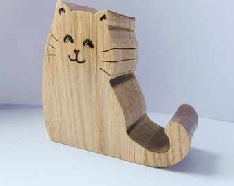 CAT phone holder \ Desk phone holder \ Tablet holder