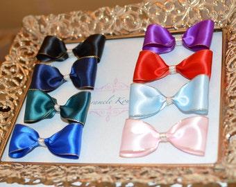 "4"" Karamele Collection (satin bows sold individually)"