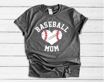 Baseball Mom shirt