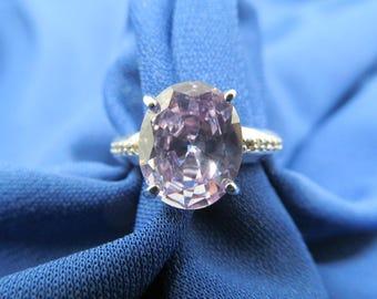 Purple Amethyst Vintage Ring - Size 6.5 - Beautiful!, Vintage Jewelry, Rings For Women