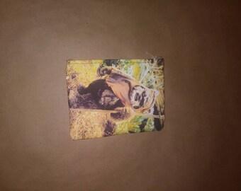 Star wars wicket ewok return of the jedi coin purse