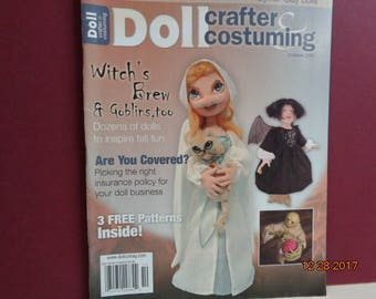 Doll Crafter and Costuming    October  2007