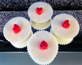 Cherry Bakewell Scented Soy Wax Tarts 30g