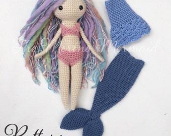 Amigurumi Doll Book : Kids bags crochet crochet ebook digital download crochet