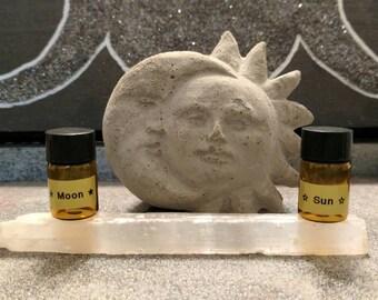 Sun and Moon Oils