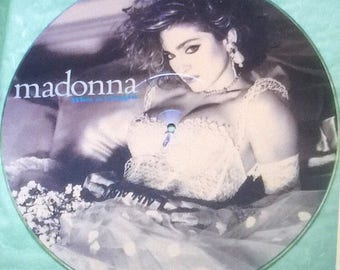Madonna Japanese Promo *Like a Virgin* In Store Hanging Mobile 1987