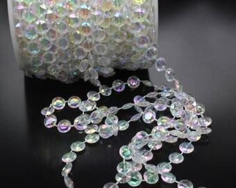 Perle vorhang | Etsy