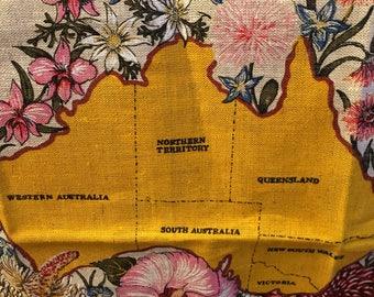 """Pure Linen """"Australian Wildlife"""" tea towel - excellent!"""