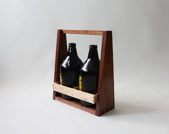 Made to Order Growler Tote