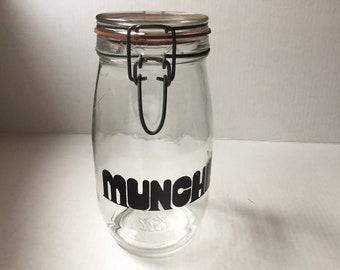 Munchies 1.5L Jar