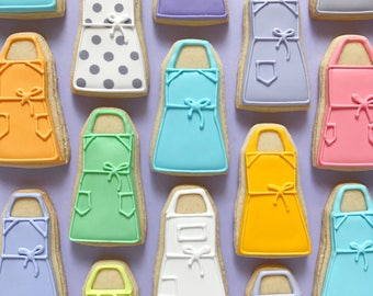 Apron Sugar Cookies