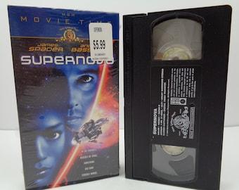 Supernova VHS Tape