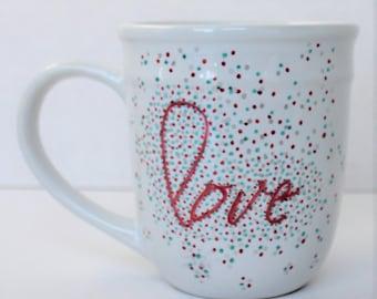 Love Faith Hope Mugs