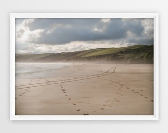 Seascape Photographic Print Digital Download | Fine Art Photograph | Seaside
