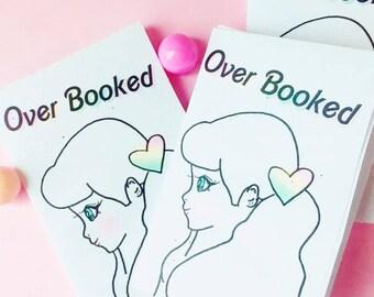 Over Booked (MICRO ZINE)