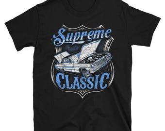 Supreme Classic | Vintage Car T-Shirt