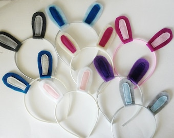 Bunny Ears Headband Pack, Photo Booth Props