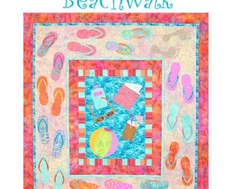 quilt pattern - Beachwalk quilt