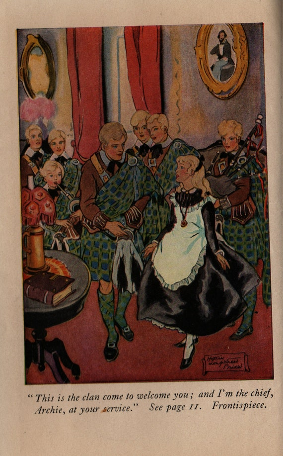 Eight Cousins or The Aunt-Hill + Louisa May Alcott + Harriet Roosevelt Richards + 1917 + Vintage Book