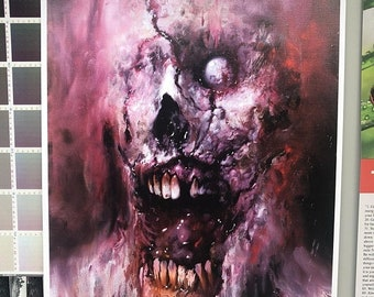 Sale The Zombie (PRINTS) LIMITED EDITION