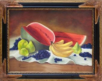 Fruit on Display