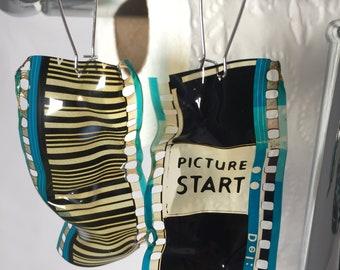Film Strip Earrings