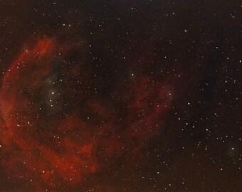 Space Art Original Nebula