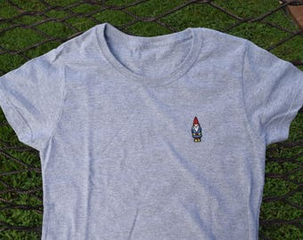 Women's Gnome Patch Tee
